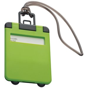 Taggy Luggage Tag - Pastels Image 3 of 3
