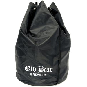DISC Duffle Drawstring Bag Image 1 of 2