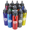 View Extra Image 4 of 4 of 800ml Aluminium Sports Bottle - 3 Day