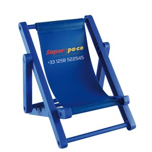 Deck Chair Mobile Phone Holder Image 2 of 7