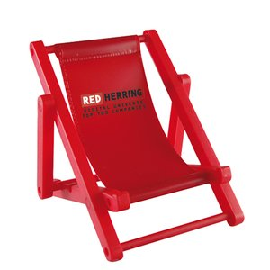 Deck Chair Mobile Phone Holder Image 5 of 7