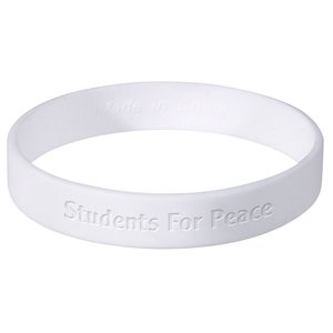 Silicone Wristband Image 1 of 7