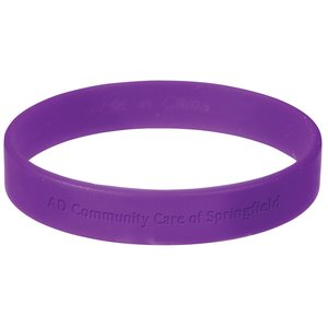 Silicone Wristband Image 7 of 7