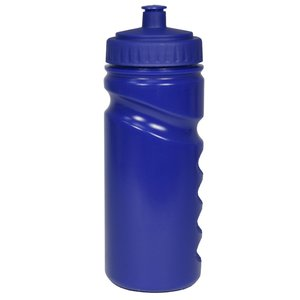 500ml Finger Grip Sports Bottle - Push Pull Cap Image 6 of 17