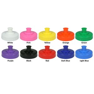 500ml Finger Grip Sports Bottle - Push Pull Cap Image 8 of 17