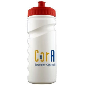 500ml Finger Grip Sports Bottle - Push Pull Cap Image 15 of 17
