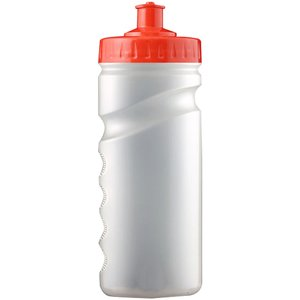 500ml Finger Grip Sports Bottle - Push Pull Cap Image 17 of 18