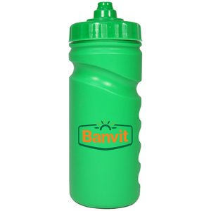 500ml Finger Grip Sports Bottle - Valve Cap Image 5 of 14