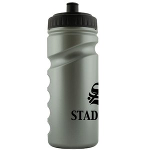 500ml Finger Grip Sports Bottle - Push Pull Cap - 3 Day