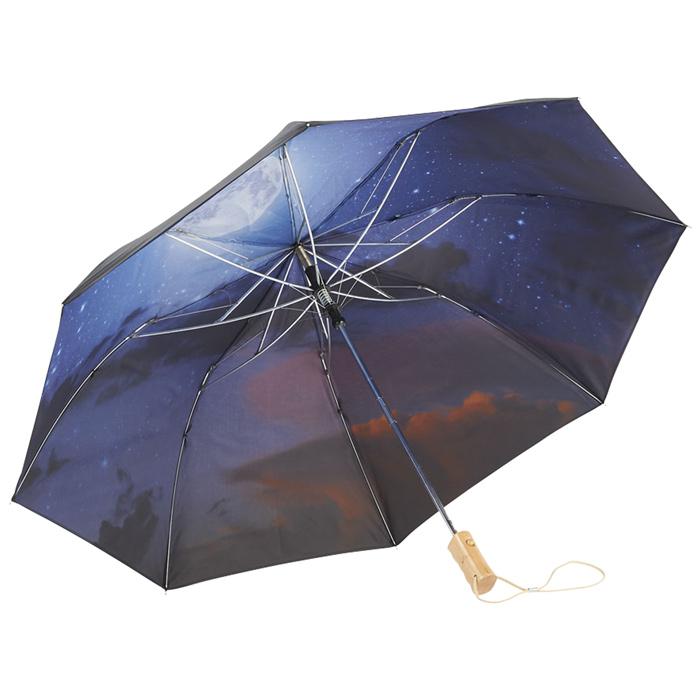 clear night sky umbrella 502956. Black Bedroom Furniture Sets. Home Design Ideas