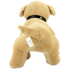 View Extra Image 4 of 6 of 25cm Labrador Soft Toy with Bow