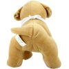 View Extra Image 1 of 3 of 25cm Labrador Soft Toy with Bandana