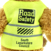 View Extra Image 1 of 3 of 25cm Sparkie Bear with Hi Vis Jacket