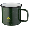 View Extra Image 1 of 4 of DISC Campfire Enamel Mug - Speckled