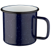 View Extra Image 4 of 4 of DISC Campfire Enamel Mug - Speckled