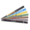 View Extra Image 7 of 8 of Promotional 19mm Non-Tear Wristbands