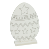 View Extra Image 3 of 4 of Foam Easter Egg Colouring in Kit - 2 Day