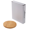 View Extra Image 1 of 6 of Bamboo Wireless Charging Pad - Engraved