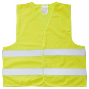 Hi Vis Safety Vest Image 3 of 4