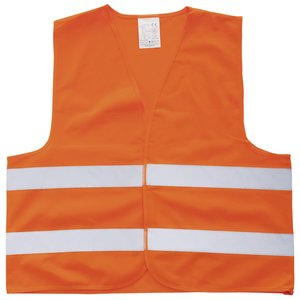Hi Vis Safety Vest Image 4 of 4