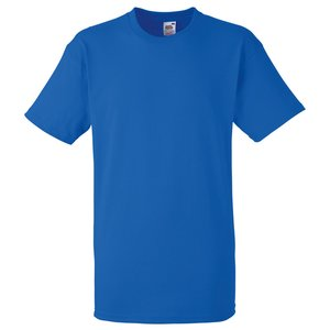 Fruit of the Loom Heavy T-Shirt - Coloured Image 1 of 6