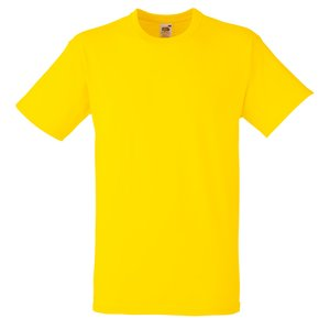 Fruit of the Loom Heavy T-Shirt - Coloured Image 3 of 6