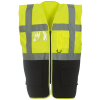 View Extra Image 11 of 26 of Hi Vis Executive Vest
