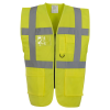 View Extra Image 12 of 26 of Hi Vis Executive Vest