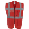View Extra Image 17 of 26 of Hi Vis Executive Vest