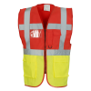 View Extra Image 18 of 26 of Hi Vis Executive Vest