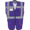 View Extra Image 20 of 26 of Hi Vis Executive Vest