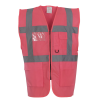 View Extra Image 21 of 26 of Hi Vis Executive Vest