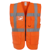View Extra Image 24 of 26 of Hi Vis Executive Vest