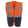 View Extra Image 3 of 26 of Hi Vis Executive Vest