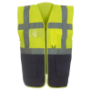 View Extra Image 9 of 26 of Hi Vis Executive Vest