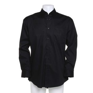 Kustom Kit Mens Corporate Oxford Shirt - Long Sleeve Image 10 of 10