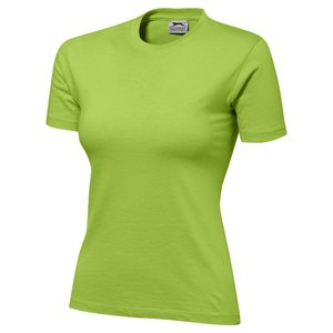 Slazenger Jersey Knit T-Shirt - Ladies Image 4 of 8