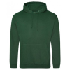 AWDis College Hoodie - Embroidered Image 12 of 49