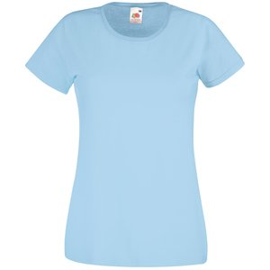 Fruit of the Loom Value Ladies Tee - Coloured Image 1 of 14