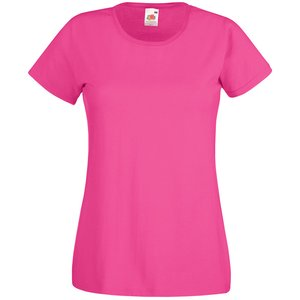 Fruit of the Loom Value Ladies Tee - Coloured Image 6 of 14