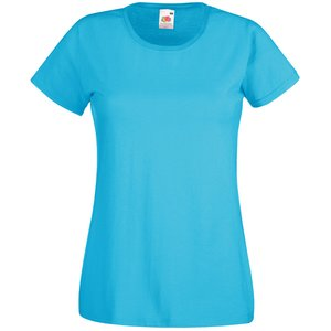 Fruit of the Loom Value Ladies Tee - Coloured Image 8 of 14