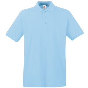 Fruit of the Loom Premium Polo Shirt - Coloured