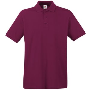 Fruit of the Loom Premium Polo Shirt - Coloured Image 10 of 11