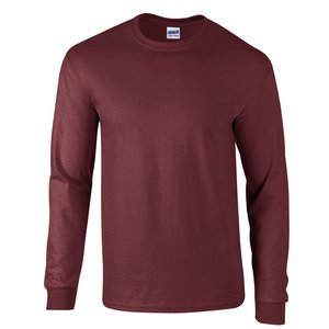 Gildan Ultra Long Sleeve Tee - Coloured Image 9 of 21