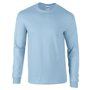 Gildan Ultra Long Sleeve Tee - Coloured Image 11 of 21