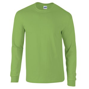 Gildan Ultra Long Sleeve Tee - Coloured Image 12 of 21