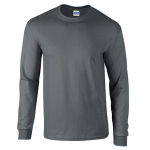 Gildan Ultra Long Sleeve Tee - Coloured Image 14 of 21