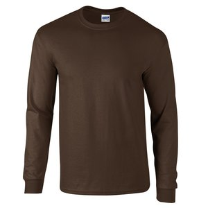 Gildan Ultra Long Sleeve Tee - Coloured Image 20 of 21