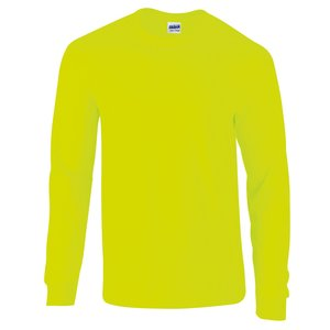 Gildan Ultra Long Sleeve Tee - Coloured Image 2 of 21
