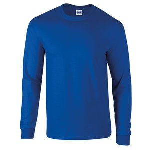 Gildan Ultra Long Sleeve Tee - Coloured Image 3 of 21